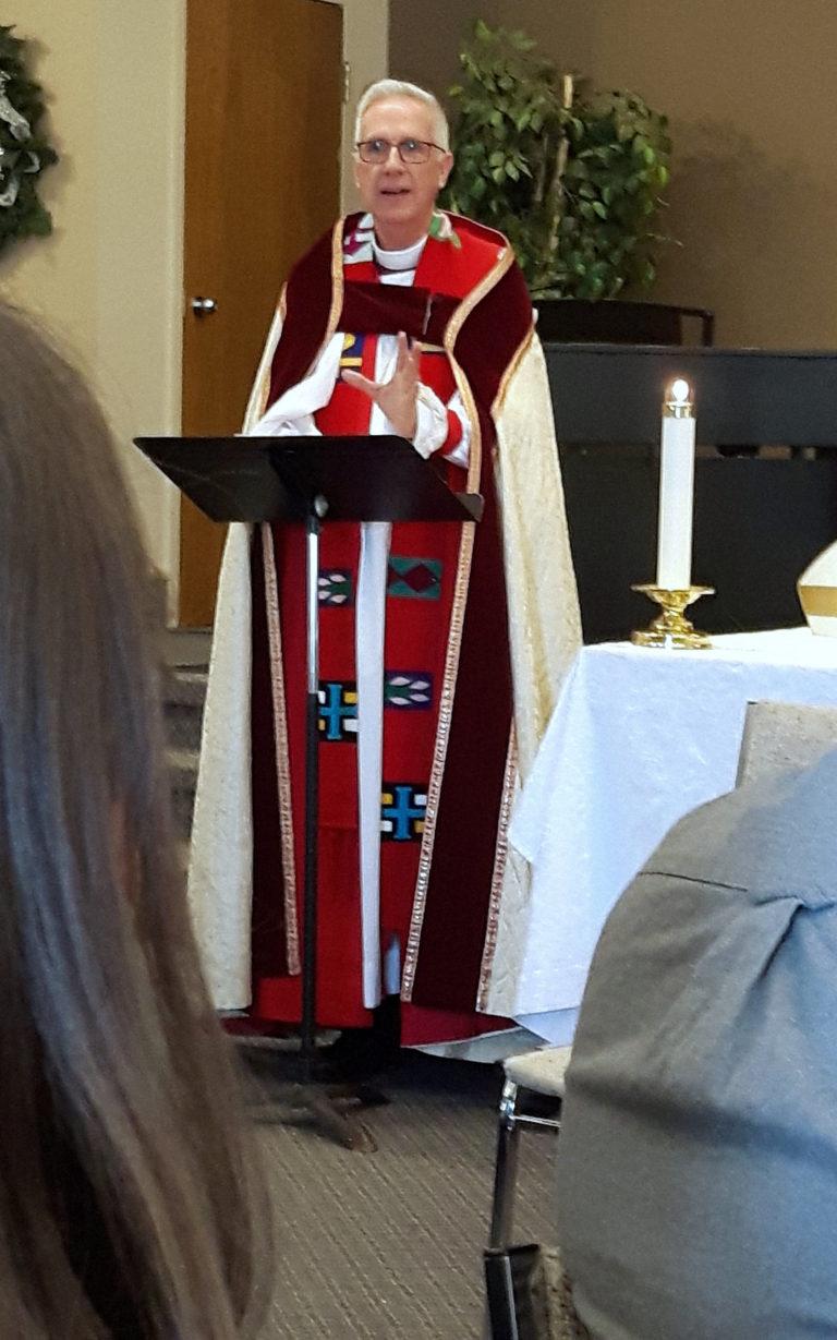 Bishop Charlie Masters